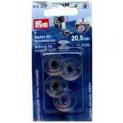 Prym Nähmaschinenspulen für Horizontalgreifer 20,5mm 610362