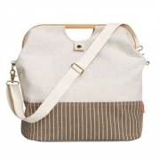 Prym Store & Travel Bags Canvas & Bamboo in Natur 612562