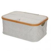 Prym Box Canvas & Bamboo faltbar grau 612682
