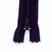 10 Reißverschlüsse schwarz 20cm