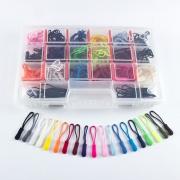 Reißverschlussanhänger-Box 100 Stück