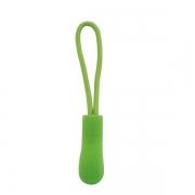 Reißverschlussanhänger grün 5 Stück