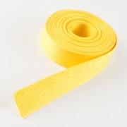 Schlüsselband 20mm gelb