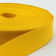 Schlüsselband gelb 20mm