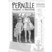 Pernille, Shopper und Strandtasche, Schnittmuster
