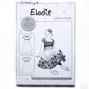 Elodie, Drehkleid, Schnittmuster