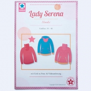 Lady Serena, Papierschnittmuster