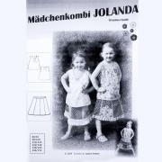 JOLANDA, Rock und Top, Papierschnittmuster
