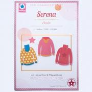 Serena, Papierschnittmuster