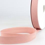 Schrägband altrosa aus Baumwolle PES 20mm