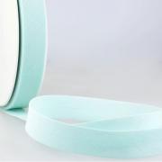 Schrägband mint aus Baumwolle PES 20mm