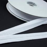 3m Jersey-Schrägband 20mm weiß