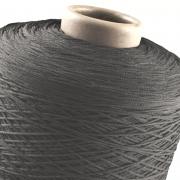50m Gummikordel 3mm schwarz