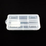 Sortimentsbox Organizer 9 x 18 x 3,5cm