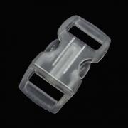 5 Steckverschlüsse 10mm transparent