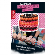 Knot*Knot Paracord Set pink