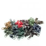 72 Schieber für Reißverschluss-Set natur 5 mm