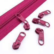 10 Schieber pink 5mm