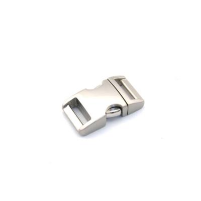 Alu-Max Schnellverschluss 15mm silber satiniert