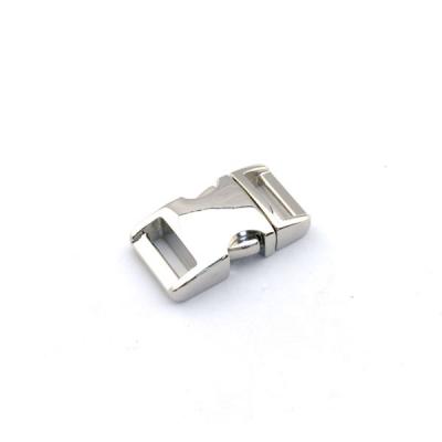 Alu-Max Schnellverschluss 15mm silber hochglanz