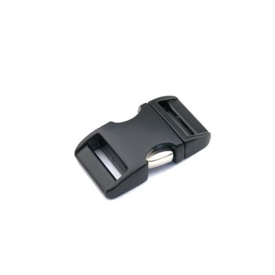 Alu-Max Schnellverschluss 20mm schwarz matt
