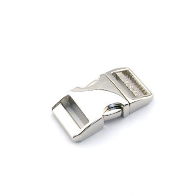 Alu-Max Schnellverschluss 20mm silber hochglanz verstellbar