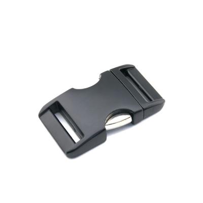 Alu-Max Schnellverschluss 25mm schwarz matt