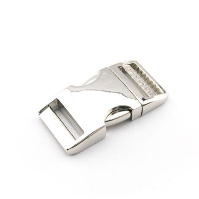 Alu-Max Schnellverschluss 25mm silber hochglanz verstellbar