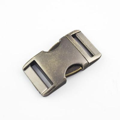 Alu-Max Schnellverschluss 25mm altmessing