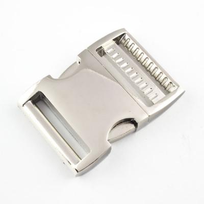 Alu-Max Schnellverschluss 38mm silber verstellbar