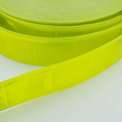 5 Meter Reflektorband neon gelb 25mm