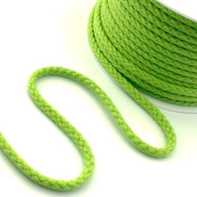 Baumwollkordel 8mm hellgrün