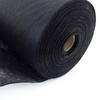 1m Bügelvlies 30g/m² schwarz