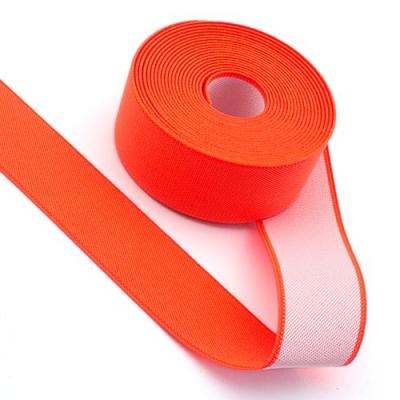 Gummiband neon orange 35mm