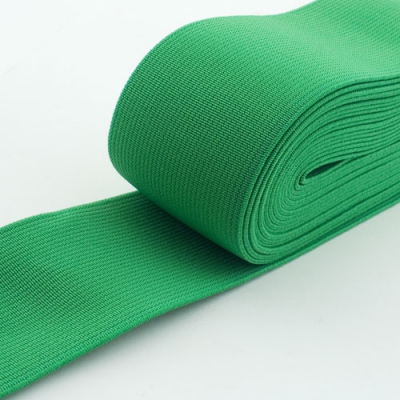 Gummiband 50mm grün