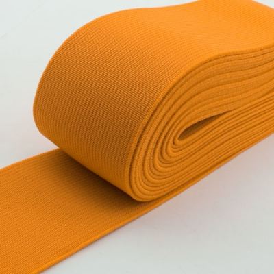 Gummiband 50mm orange