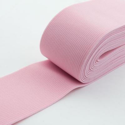 Gummiband 50mm rosa