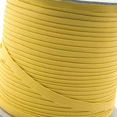 5m Gummiband 7mm gelb