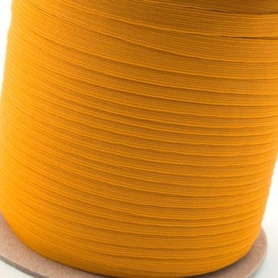 100m Gummiband 7mm papaya