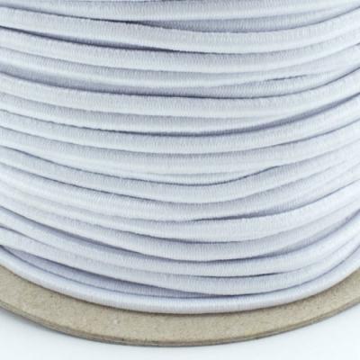 Gummischnur 3mm weiß