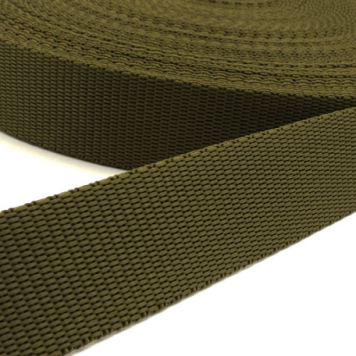 Hochwertiges Gurtband oliv 40mm