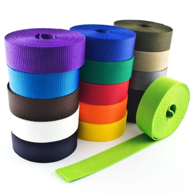 64m Gurtband-Set 25mm Mix 3