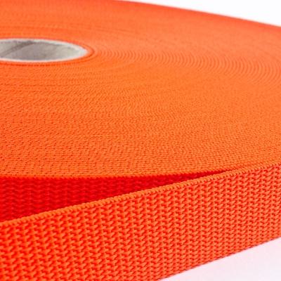 Gurtband 30mm Made in Germany orange