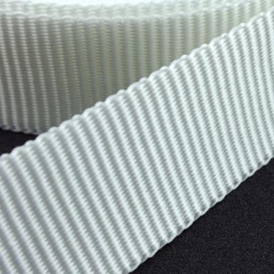 10 Meter Gurtband Einfassband weiß 20mm PP