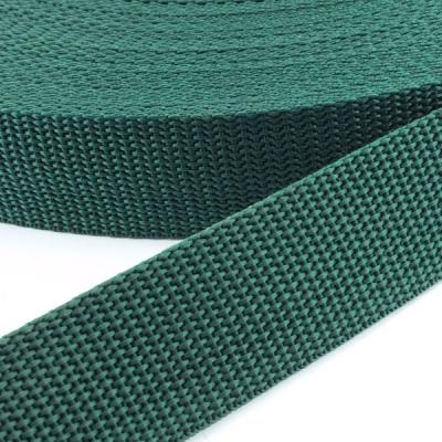 50m Gurtband dunkelgrün 15mm