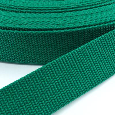 Gurtband grün 25mm