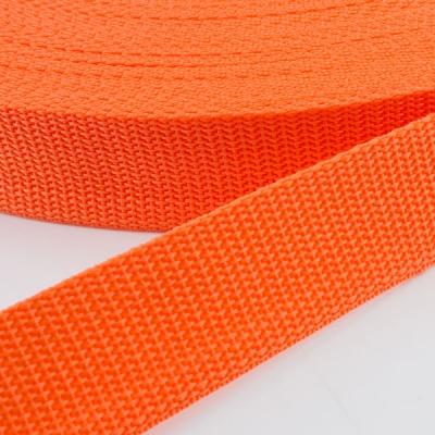 Gurtband orange 20mm