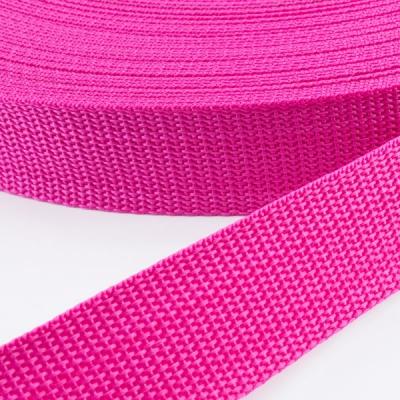 Gurtband pink 20mm