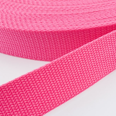 Gurtband pink rosa 50mm