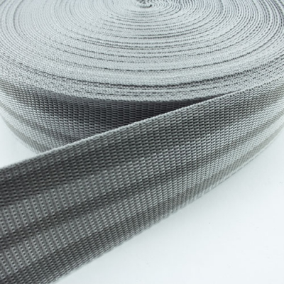 gurtband grau hellgrau 50mm online kaufen. Black Bedroom Furniture Sets. Home Design Ideas